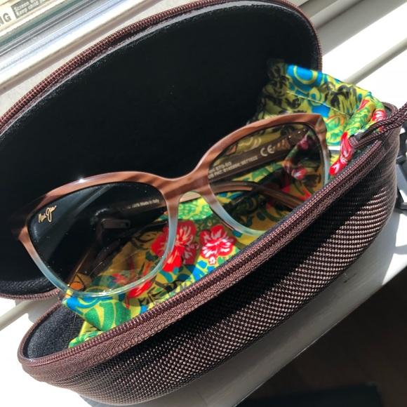 b7cbec43463a Maui Jim Accessories | Pretty New Honi Polarized Cat Eye | Poshmark